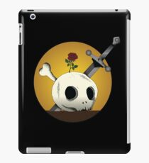 Skull & sword iPad Case/Skin