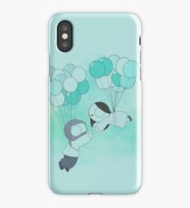 catana ballon two iPhone Case/Skin