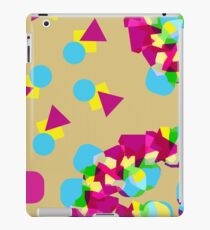 Color Forms iPad Case/Skin