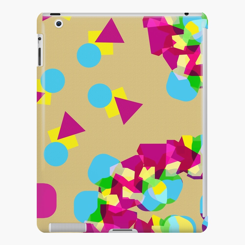 Color Forms iPad Case & Skin