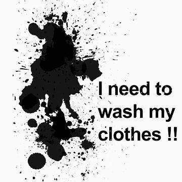 I need to wash by IrisG