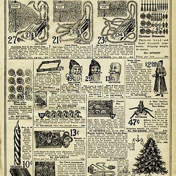 christmas pamphlet by HelenCat