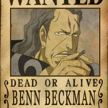 Wanted One Piece by yass-92