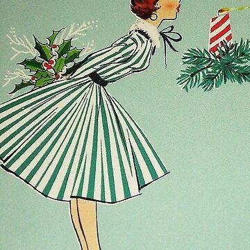 christmas card by HelenCat