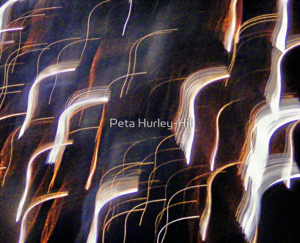 moving light by Peta Hurley-Hill