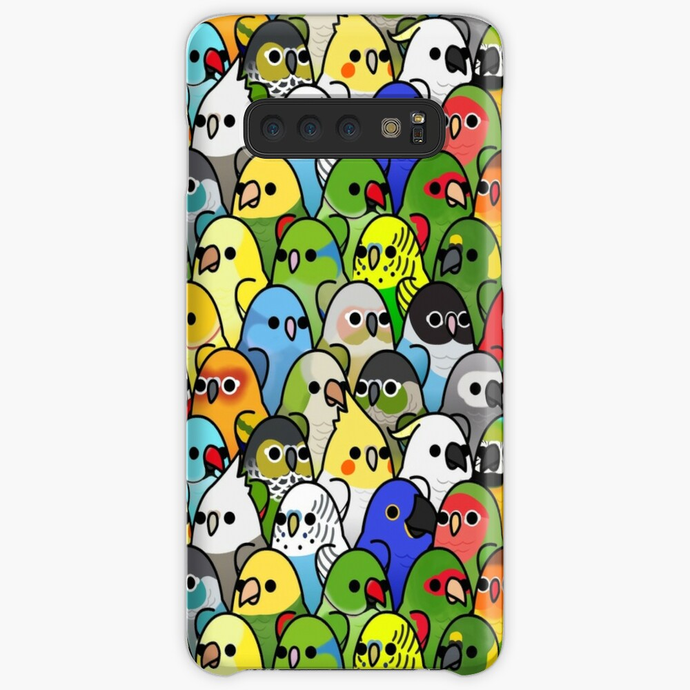 Too Many Birds! Bird Squad Classic Case & Skin for Samsung Galaxy