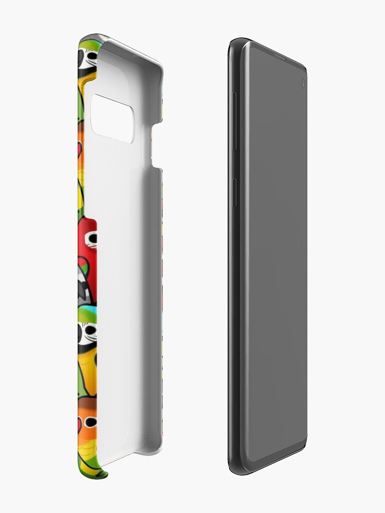 Alternate view of Too Many Birds! Bird Squad Classic Case & Skin for Samsung Galaxy