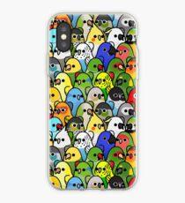 Zu viele Vögel! Bird Squad Classic iPhone-Hülle & Cover