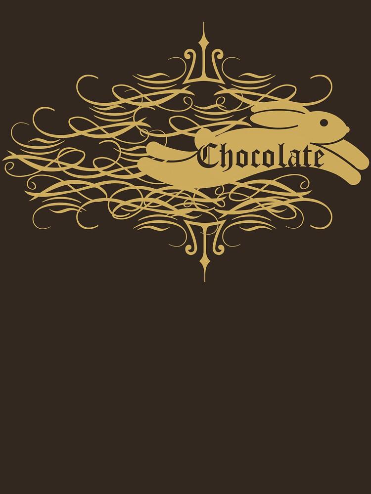 chocolate bunny by rolandhill90