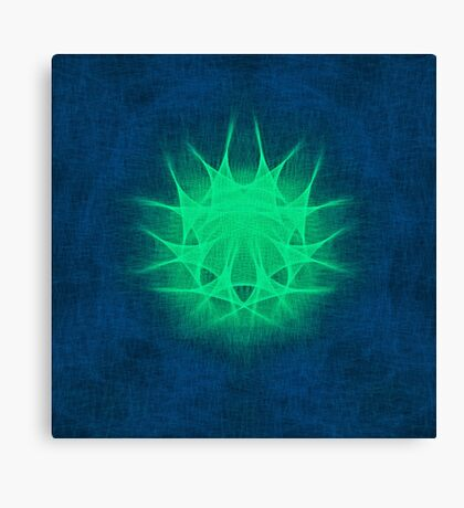 Insubstantial Star Canvas Print