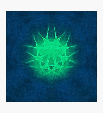 Insubstantial Star Photographic Print
