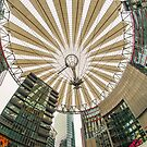 Sony Centre, Berlin by Cliff Williams