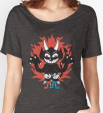 Cuphead Women's Relaxed Fit T-Shirt