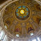 Inside the Berliner Dom, Hackesher Markt, Berlin by Cliff Williams