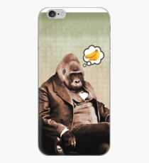 Gorilla My Dreams iPhone Case