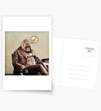 Gorilla My Dreams Postcards