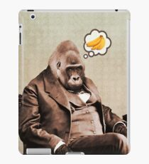 Gorilla My Dreams iPad Case/Skin