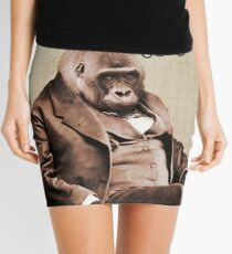 Gorilla My Dreams Mini Skirt