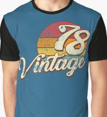Vintage 1978  Graphic T-Shirt