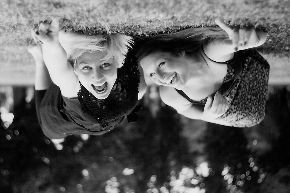 Happy in an Upsidedown World by John Robb