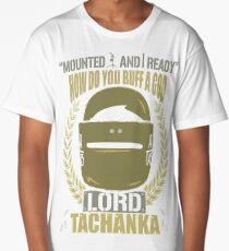 Lord Tachanka Long T-Shirt