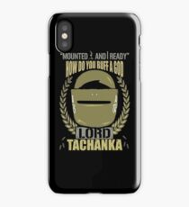 Lord Tachanka iPhone Case