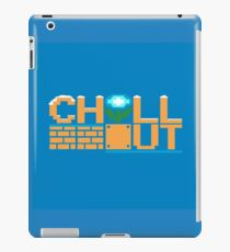 Chill Out (pillow) iPad Case/Skin