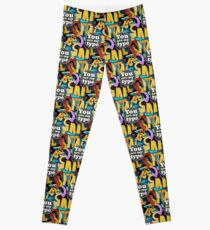 You Are My Type! Leggings