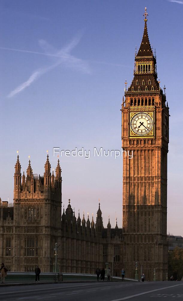 Wake Up London by Freddy Murphy