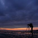 Sunset Photographer by MarkYoung