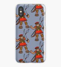 Goliath the Philistine Giant iPhone Case/Skin
