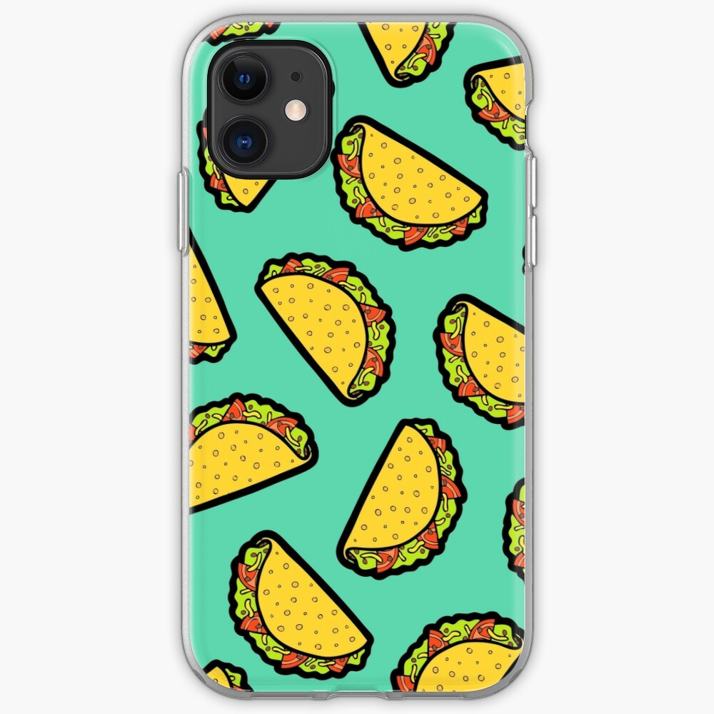 It's Taco Time! iPhone Soft Case