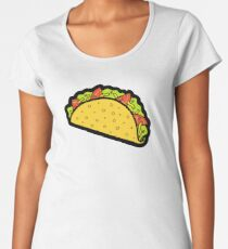It's Taco Time! Women's Premium T-Shirt