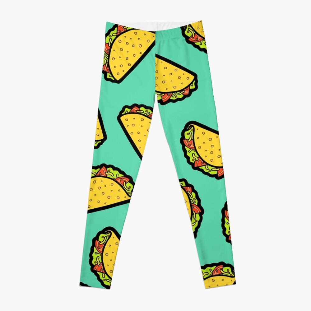 Es ist Taco Zeit! Leggings