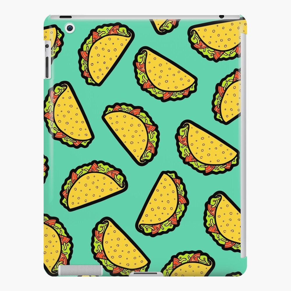 It's Taco Time! iPad Snap Case