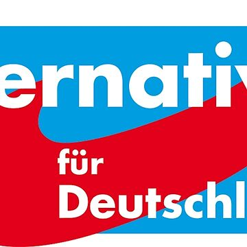 Alternative für Deutschland - Alternative for Germany by Quatrosales