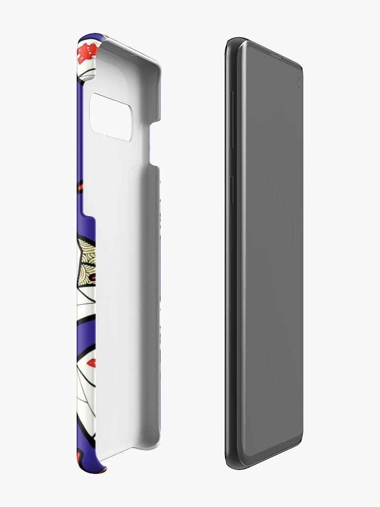 Alternative Ansicht von Take-Out Nudeln Box Muster Hülle & Klebefolie für Samsung Galaxy