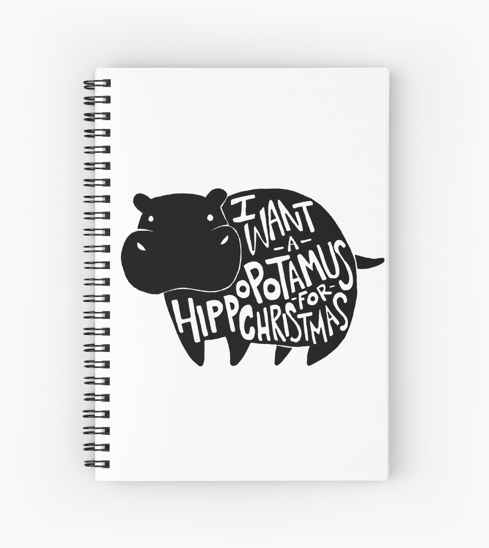 I Want a Hippopotamus for Christmas\