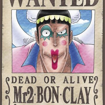 Wanted Mr2 - One Piece by yass-92