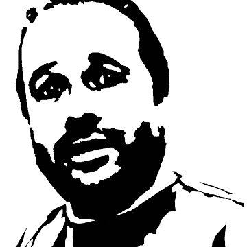 Hugh Mungus Che Guevara Style by eltorpedo