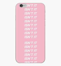 Pink Delicate iPhone Case
