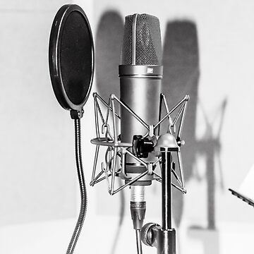 Microphone , sound recording equipment for singing by TomConway