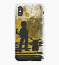 The Monster Trainer iPhone Case