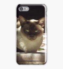 Cheeta Scottish Diva... iPhone Case/Skin