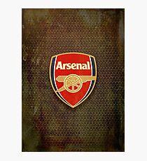 FC Arsenal Photographic Print