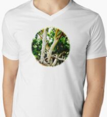 GOLAN BIRCH V-Neck T-Shirt