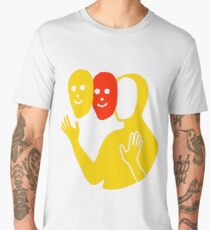 Electric Guest - Plural Album Cover Men's Premium T-Shirt
