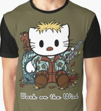 Wash on the Wind Graphic T-Shirt