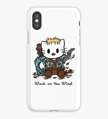 Wash on the Wind iPhone Case