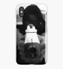 SHOT GIRL iPhone Case/Skin